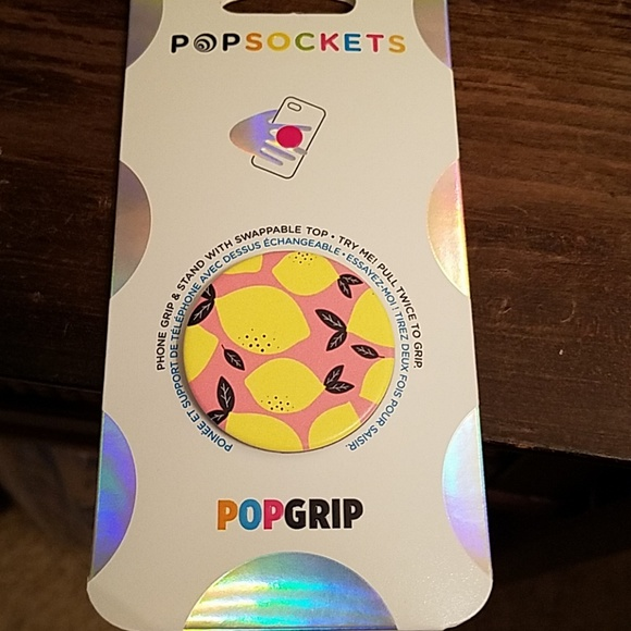 Accessories - PopGrip / Popsocket plus a BONUS